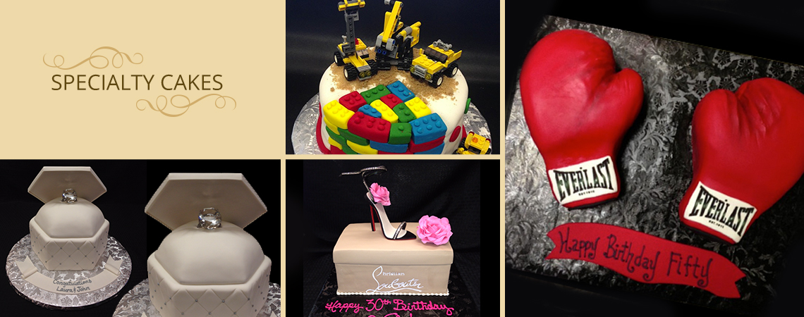 Specialty Cakes In Newington Ct Giovannis Bakery Pastry Shop